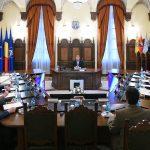 """Ședința CSAT suspendată pe 11 decembrie, reluată astăzi pentru continuarea discuțiilor referitoare la """"apărarea ţării şi securitatea naţională"""""""