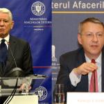 Teodor Meleșcanu și George Ciamba, declarație comună după criticile lui Jean-Claude Juncker: Președinția României la Consiliul UE, un proiect de anvergură europeană
