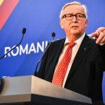 """De la București, Jean-Claude Juncker cere """"să înceteze litigiile interne din România"""": În momentul în care prezidezi UE trebuie să pui între paranteze problemele de politică internă"""