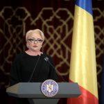 """Premierul Viorica Dăncilă la lansarea președinției României la Consiliul UE: """"Calea europeană a fost și rămâne alegerea noastră. Mergem înainte pe calea europeană pe care am pornit"""""""