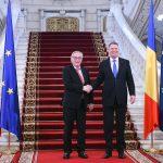 """Jean-Claude Juncker și Klaus Iohannis, mesaj la unison: """"Statul de drept nu este temă de compromis în Europa"""" / """"Statul de drept din România nu este negociabil"""""""